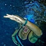 Na basenie AGH/by Anna Leszczyńska